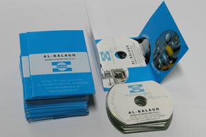 Multimedia Presentation Interactive CD Development Qatar